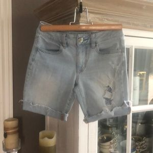 AMERICAN EAGLE OUTFITTERS Light Wash Super Stretch